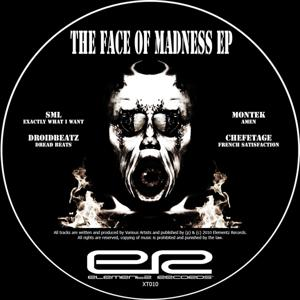 The Face Of Madness EP [ERXT010]