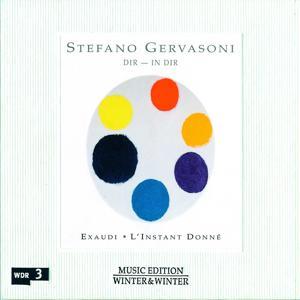 Stefano Gervasoni: Dir - In dir