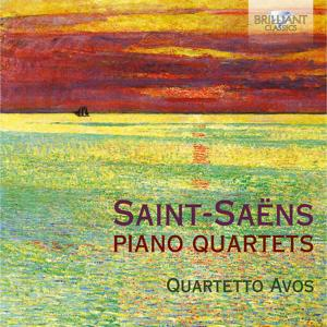 Saint-Saëns: Piano Quartets