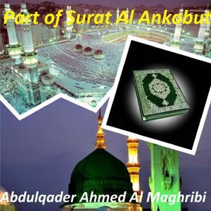 Part of Surat Al Ankabut (Quran)