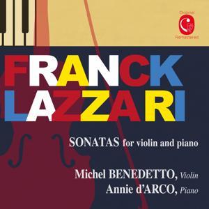 Franck & Lazzari: Sonatas for Violin & Piano