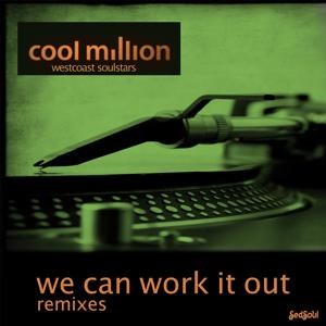 We Can Work It Out Remixes