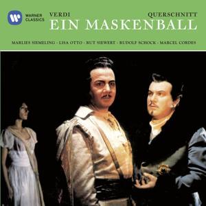 Verdi auf Deutsch: Ein Maskenball