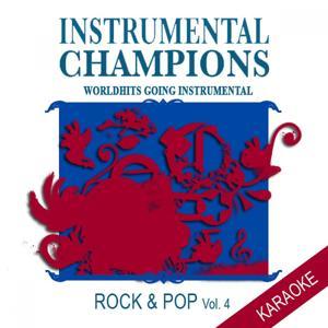 Rock & Pop Vol. 4 Karaoke