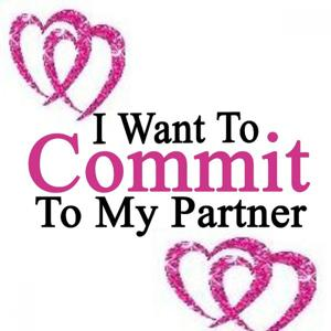 I Want to Commit to My Partner