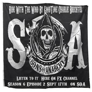 Riding With the Wind - The Sons of Anarchy TV Series Single