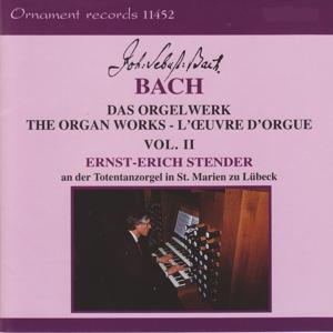Johann Sebastian Bach, Das Orgelwerk, Vol. 2, Totentanzorgel, St. Marien zu Lübeck