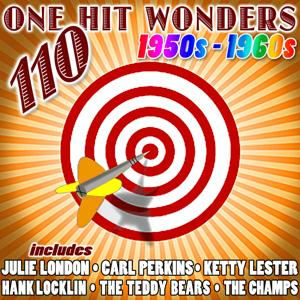 One Hit Wonders of the 50s and 60s