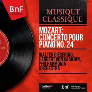 Mozart: Concerto pour piano No. 24 (Mono Version)