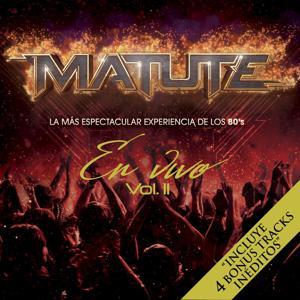 Matute En Vivo, Vol. 2