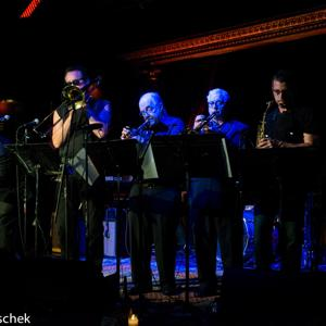 Funky Peaches (Live from the Cutting Room in Nyc) [feat. Lew Soloff & Mike Merola]
