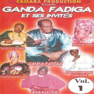 Ganda Fadiga et ses invités, vol. 1 (Live)