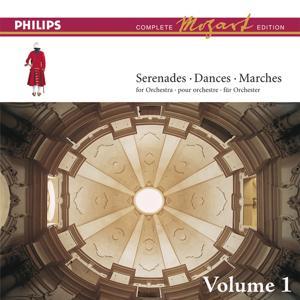 Mozart: The Serenades for Orchestra, Vol.1