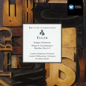 Elgar: Enigma Variations & Pomp & Circumstance Marches Nos 1-5