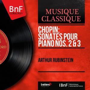 Chopin: Sonates pour piano Nos. 2 & 3 (Mono Version)