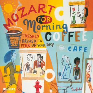 Mozart for Morning Coffee