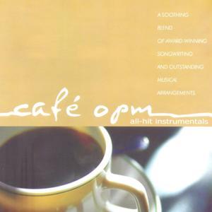 Café OPM (All-Hit Instrumentals)