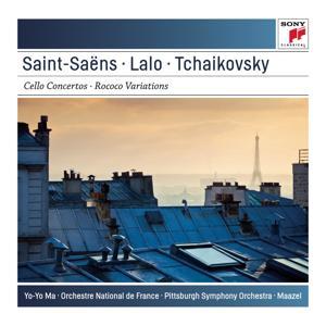Saint-Saëns: Cello Concerto No. 1 in A Minor, Op. 33 & Lalo: Cello Concerto in D Minor - Sony Classical Masters