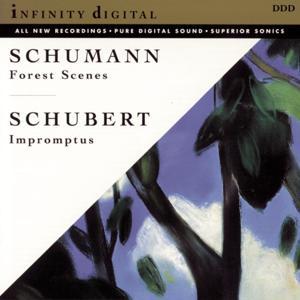 Waldszenen Op. 82; Four Impromptus, Op. 90; Papillons Op. 2