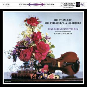 The Strings of The Philadelphia Orchestra Play Eine Kleine Nachtmusik