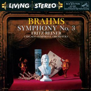 Brahms: Symphony No. 3 in F Major, Op. 90 - Beethoven: Symphony No. 1 in C Major, Op. 21 [Remastered]