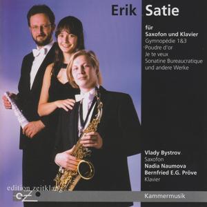 Erik Satie für Saxofon und Klavier