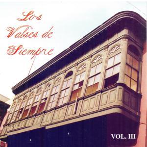 Los Valses de Siempre, Vol. 3