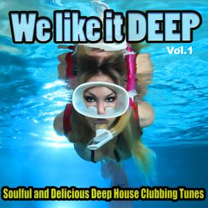 We Like It Deep, Vol. 1 - Soulful and Delicious Deep House Clubbing Tunes