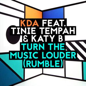 Turn The Music Louder (Rumble) - EP