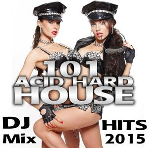 101 Acid Hard House DJ Mix Hits 2015
