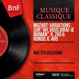 Mozart: Variations sur
