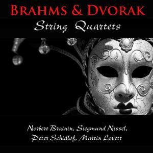 Brahms & Dvořák: String Quartets