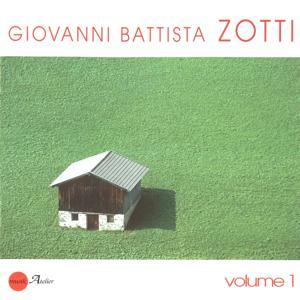Giovanni Battista Zotti, Volume 1