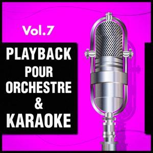 Playback pour orchestre & Karaoké, Vol. 7