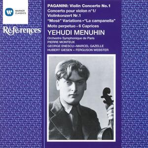 Paganini: Violin Concerto No. 1, etc