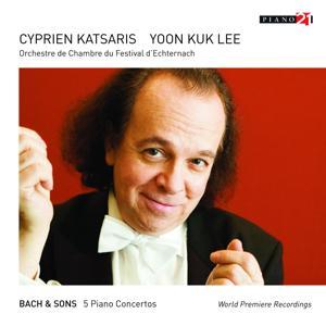 Bach & Sons: 5 Piano Concertos (World Premiere Recordings)