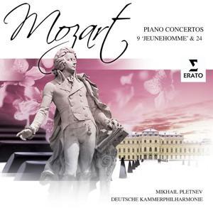 Mozart: Piano Concertos 9 'Jeunehomme' & 24
