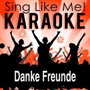 Danke Freunde (Karaoke Version)