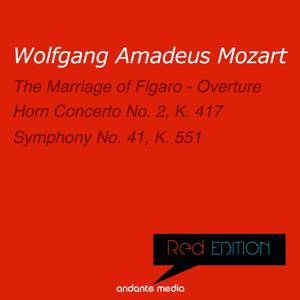 Red Edition - Mozart: The Marriage of Figaro - Overture & Symphony No. 41, K. 551
