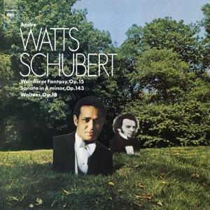 André Watts Plays Schubert