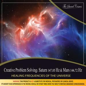 Creative Problem Solving: (Binaural Beats & Isochronic Tones Saturn - 147.85 Hz & Mars - 144.72 Hz)