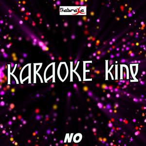 No (Karaoke Version) (Originally Performed By Meghan Trainor)