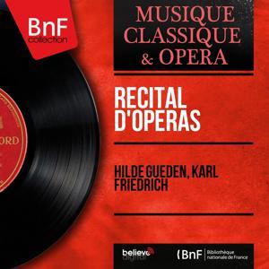 Récital d'opéras (Mono Version)