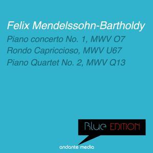Blue Edition - Mendelssohn: Piano concerto No. 1, MWV O7  & Piano Quartet No. 2, MWV Q13