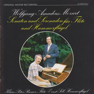 Mozart: Sonatas and Serenades for Flute and Fortepiano (Arr. for Flute and Fortepiano)