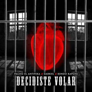 Decidiste Volar (feat. Darkiel & Kendo Kaponi)