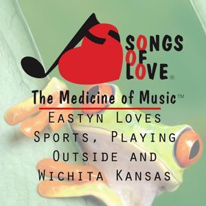 Eastyn Loves Sports, Playing Outside and Wichita Kansas