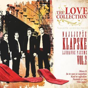 Najljepše Ljubavne Pjesme - Klape, Vol. 2