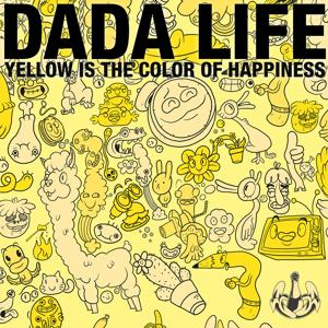 Yellow Is The Colour Of Happiness