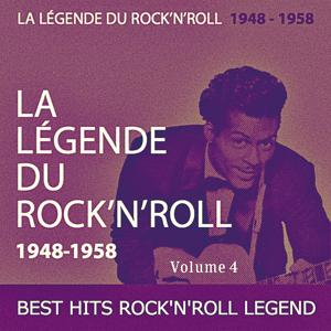 Best Hits Rock'n'roll Legend, Vol. 4